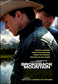 Click here to order Broke Back Mountain DVD and other TLA Video titles