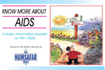 Booklet about basic facts on HIV and AIDS