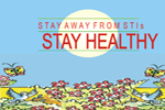 Booklet on STIs and staying healthy